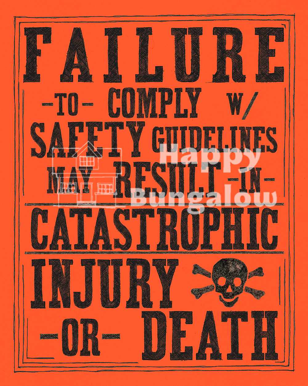 Typographic Safety