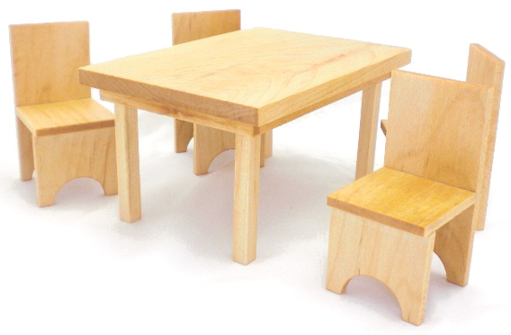 Maple Dining Set