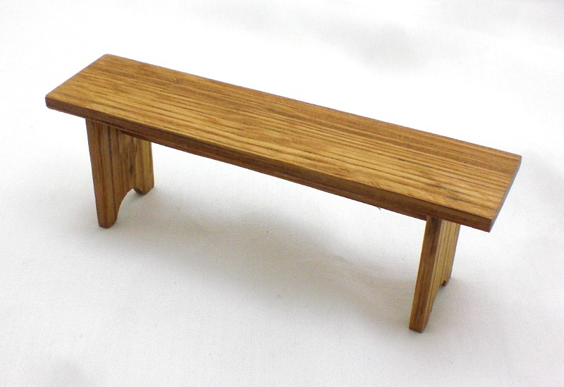 Oak Bench 4