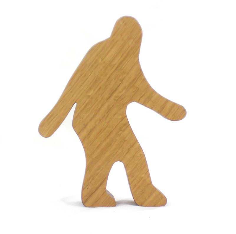 Sasquatch Toy