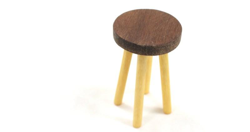 Miniature Barstool