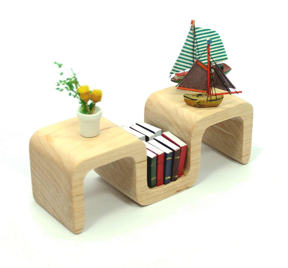 Modern Mini Maple Furniture