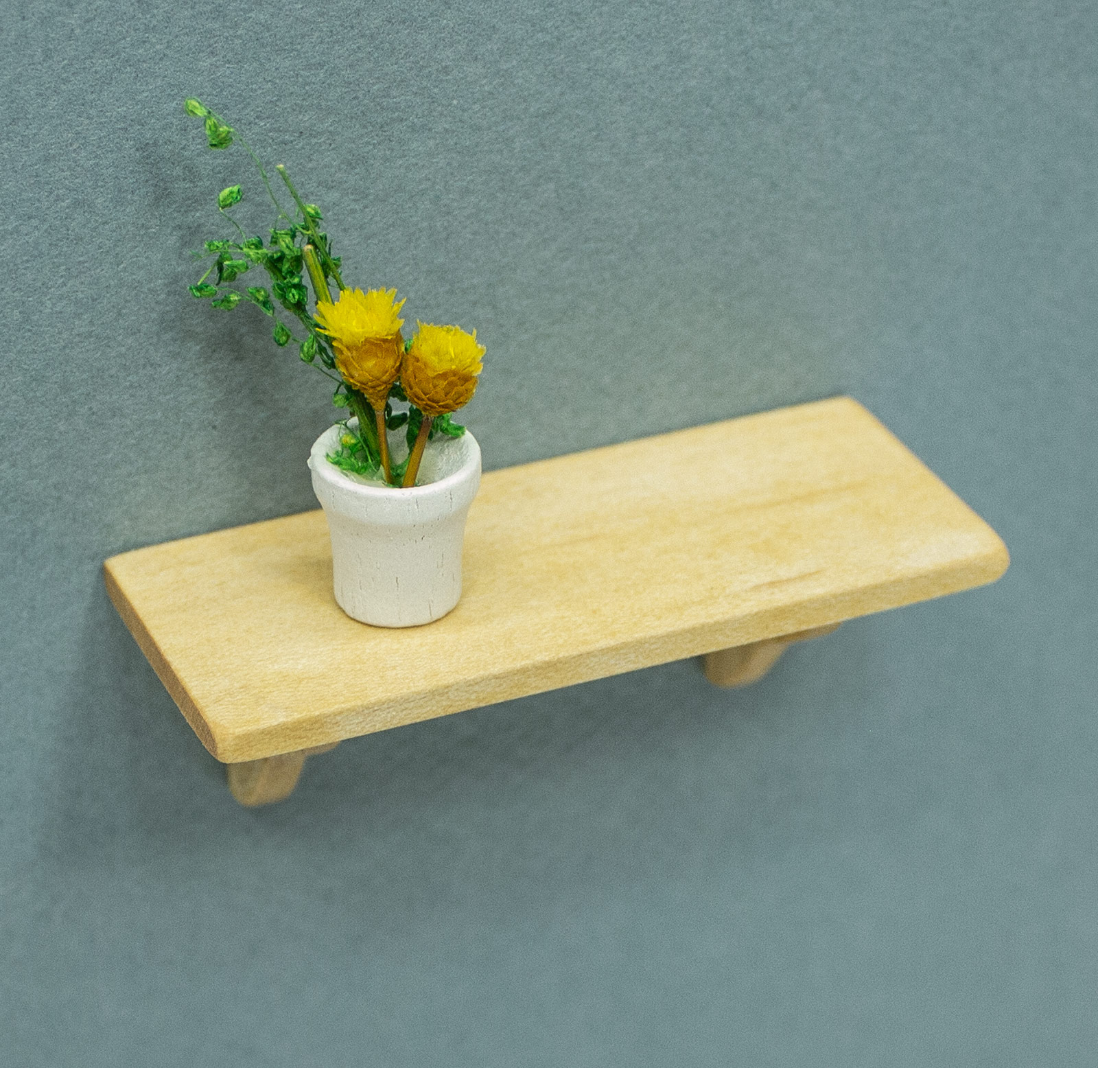 Miniature Shorrt Wall Shelf