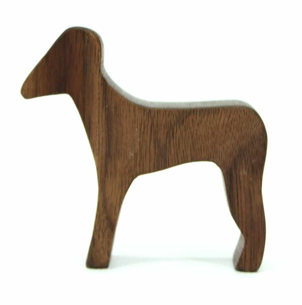 Greyhound Dog Toy, Whippet