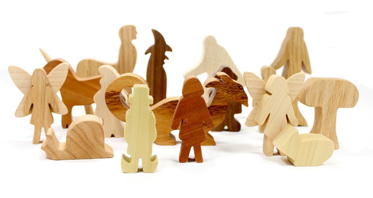 Magic Wooden Toy Subscription