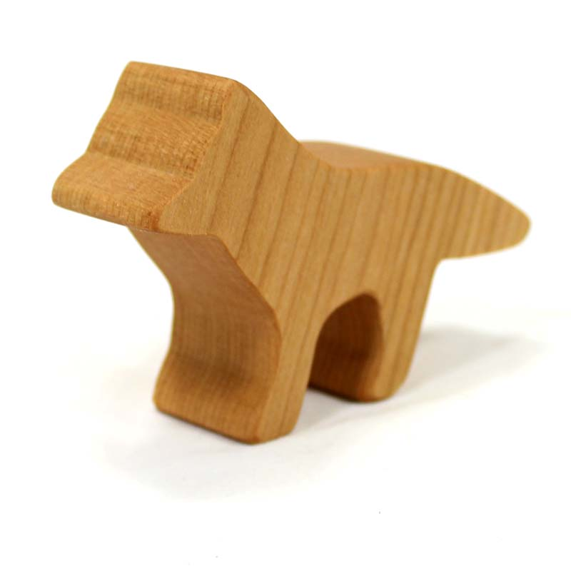Fox Red Fox Wood Toy