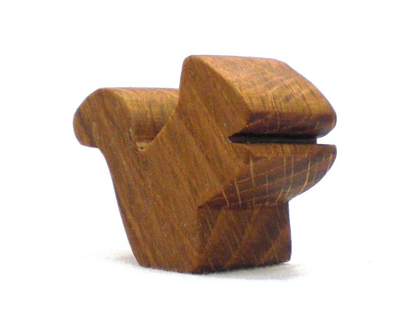 Squirrel Wood Animal Toy