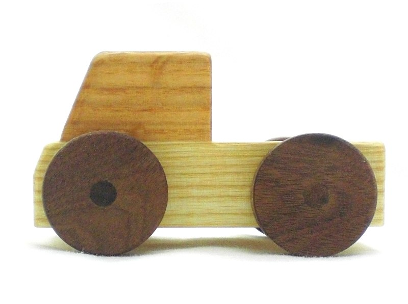 Wood Truck Toy