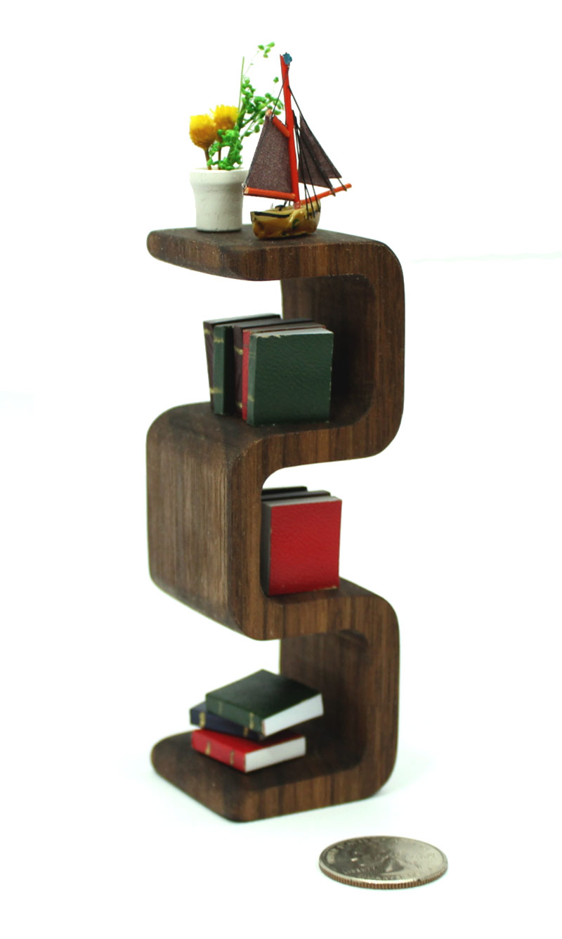 Modern Mini Walnut Furniture