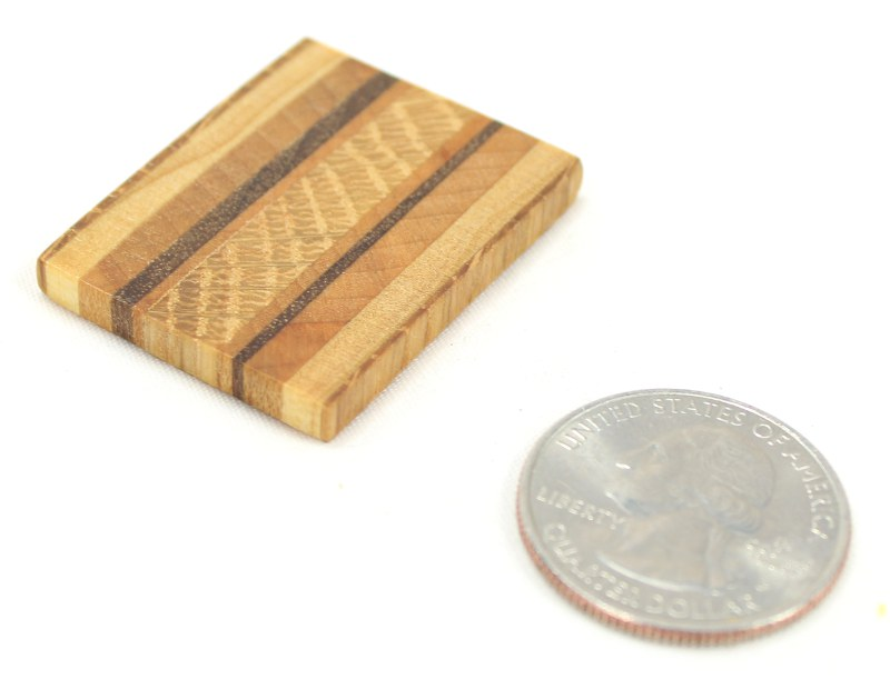 Miniature Cutting Board