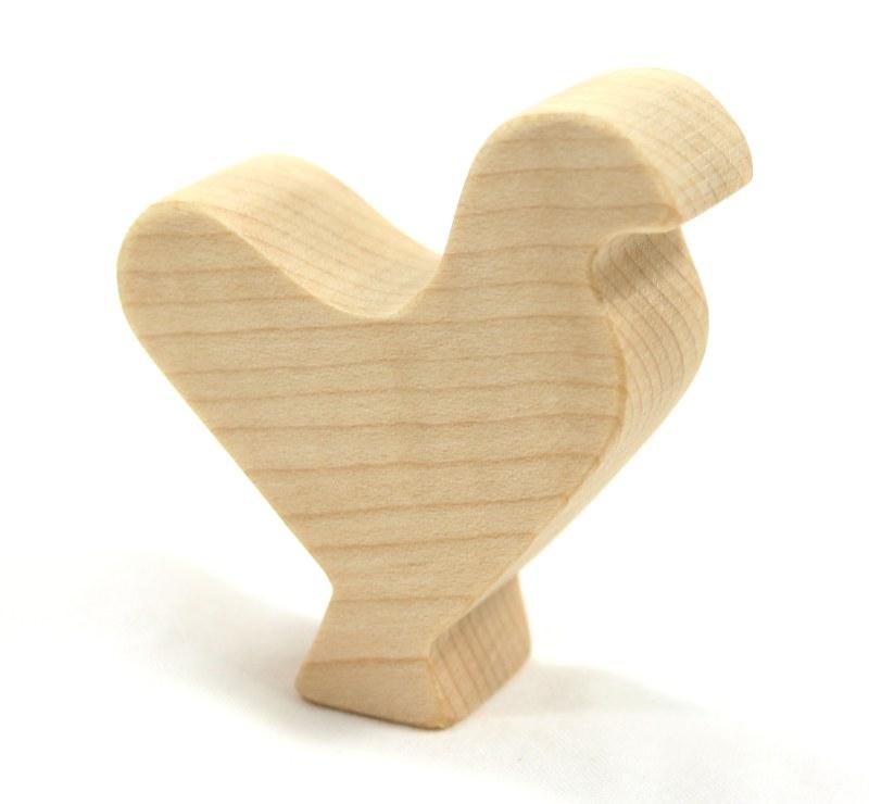 Wood Chicken Toy