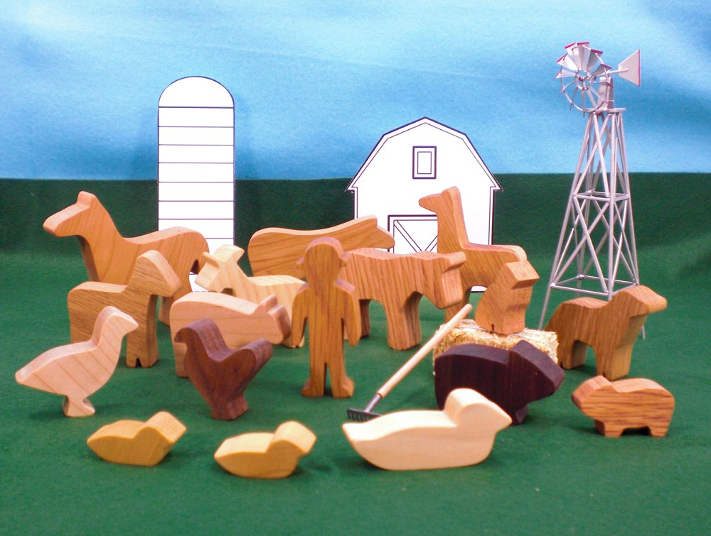 Farm Toy of the Month Club