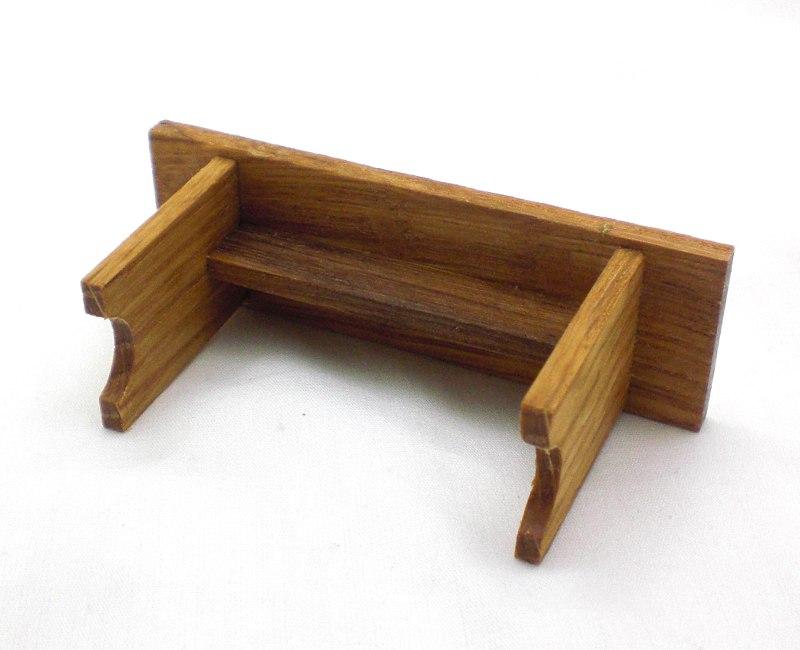 """Oak Bench 3"""""""