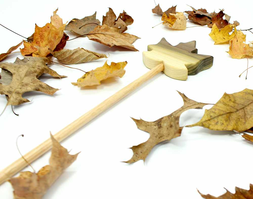 Maple Leaf Magic Wand