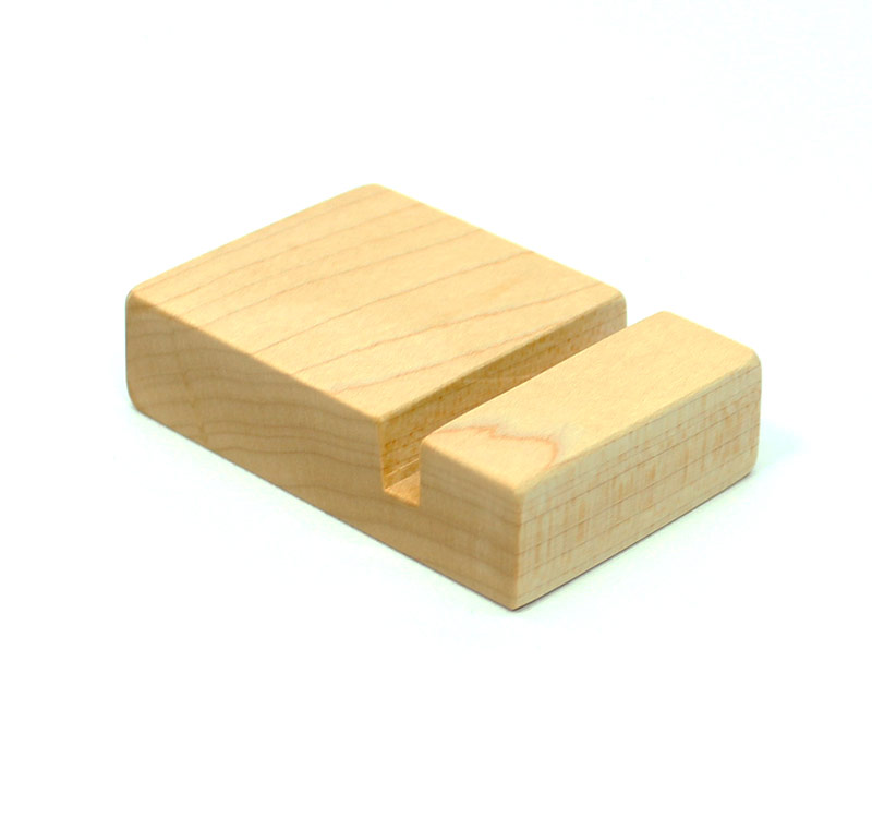 Maple vertical business card holder happy bungalow maple vertical business card holder colourmoves