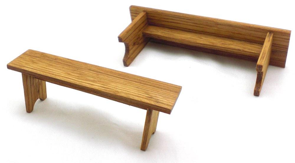 """Oak Bench 4"""""""