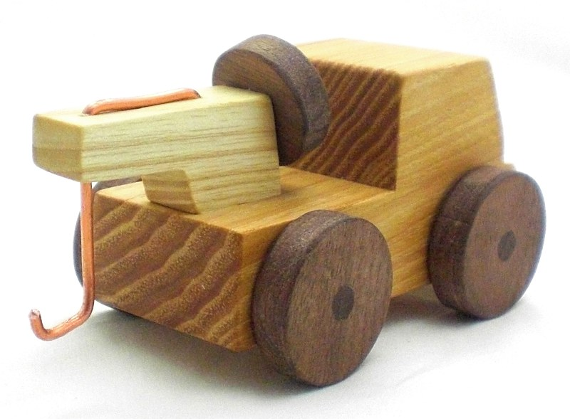 Tow Truck Toy