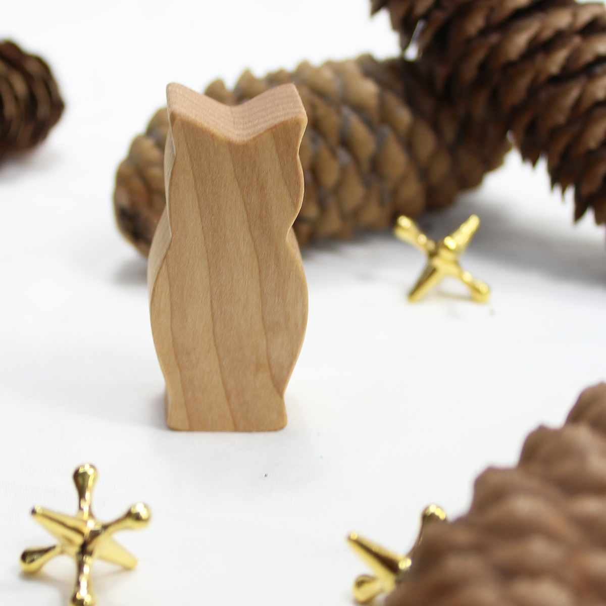 Wooden Bird Toy Set