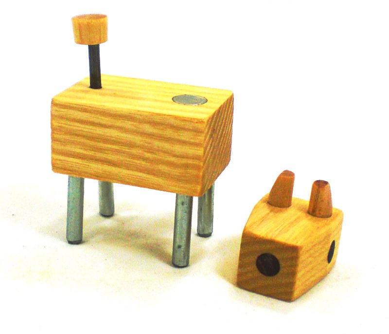 Ash Dog Robot