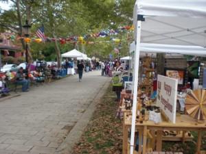 Happy Bungalow Wee Folk Fairy Festival Vendor Lane