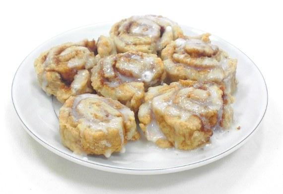 gooey cinnmaon rolls