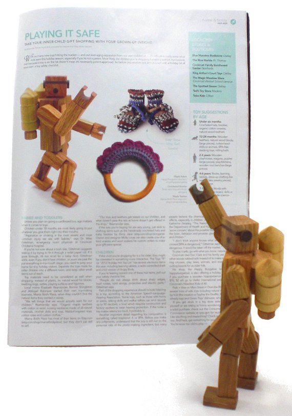 Happy-Bungalow-413-RE-Rocket-Rob-her-Cincinnati-magazine-December-2012-wood-robot-alt001-570