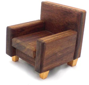 Happy-Bungalow-Dark-Leather-Wood-Chair-dollhouse-furniture-1-12-scale-comfy-cozy-maple-walnut-alt003a-300