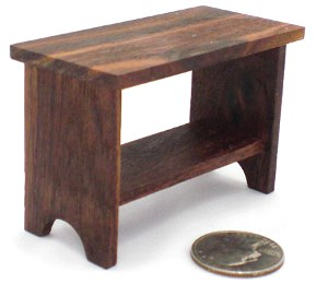 Happy-Bungalow-Wood-Dollhouse-Furniture-1-12-Scale-Walnut-Coffee-Table-alt001a-300