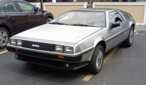 Delorean: Time Traveling Car of Hollywood Fame