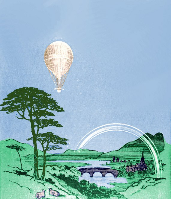 Happy-Bungalow-balloon-taking-off-from-circus-570