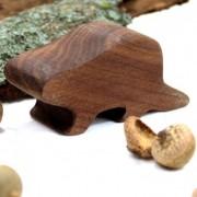 wood toy beaver