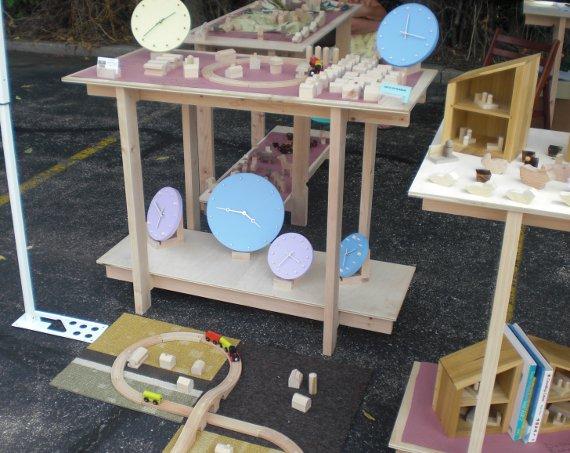 first art show booth