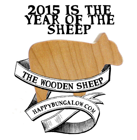the year of the wooden sheep