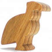 Happy-Bungalow-wood-animal-toy-vulture-safari-zoo-RED-OAK-alt004a-1000