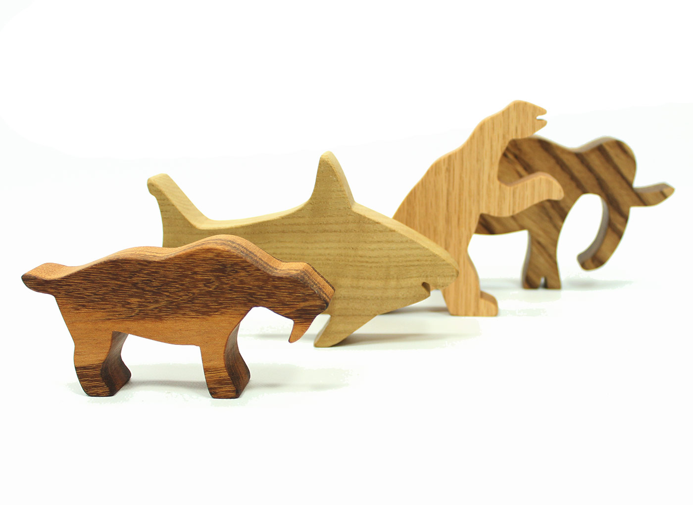 Ice Age Animal Play Set