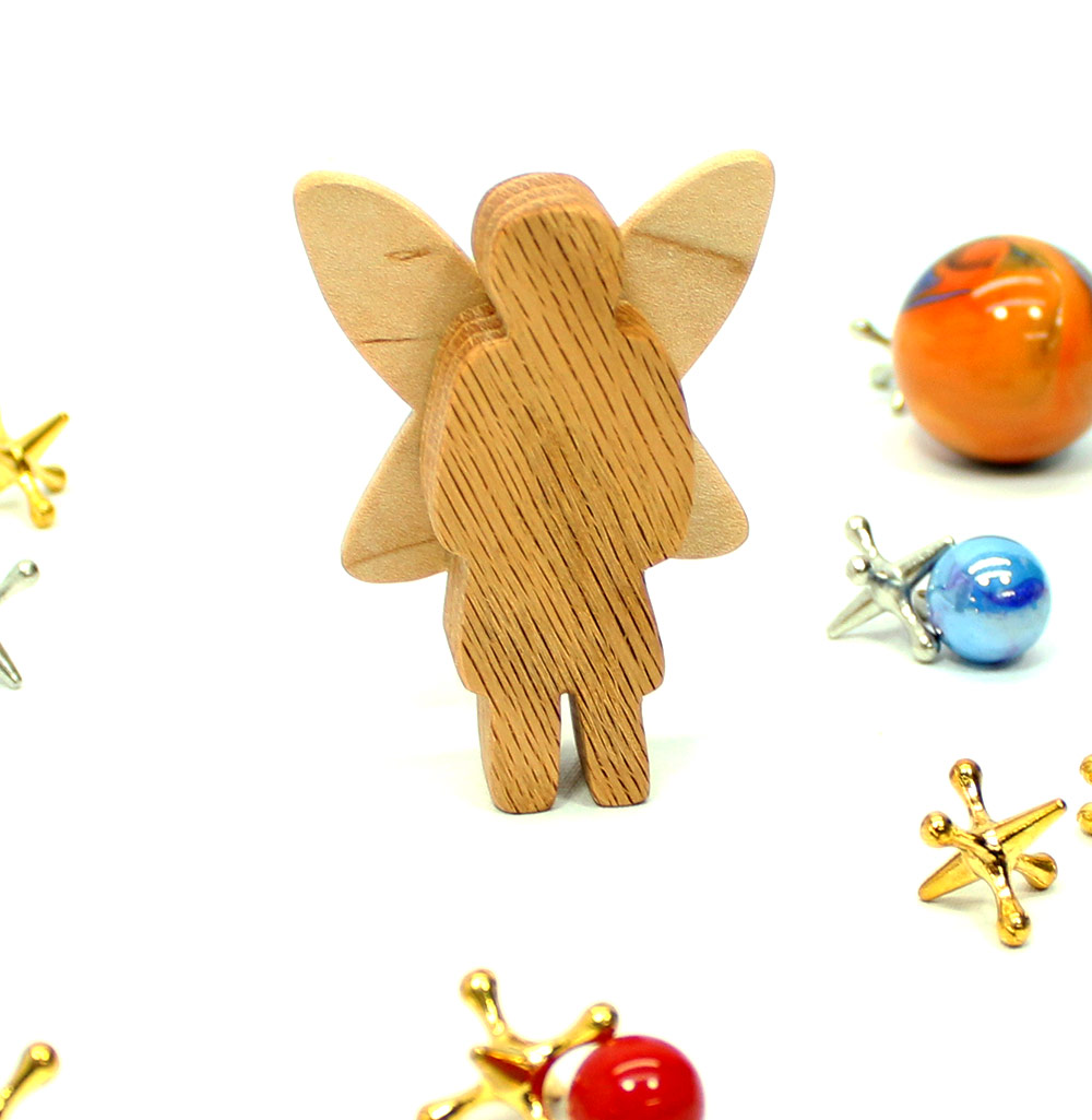 Wood Fairy Toy Sprite