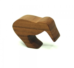 Kiwi Wooden Bird Toy