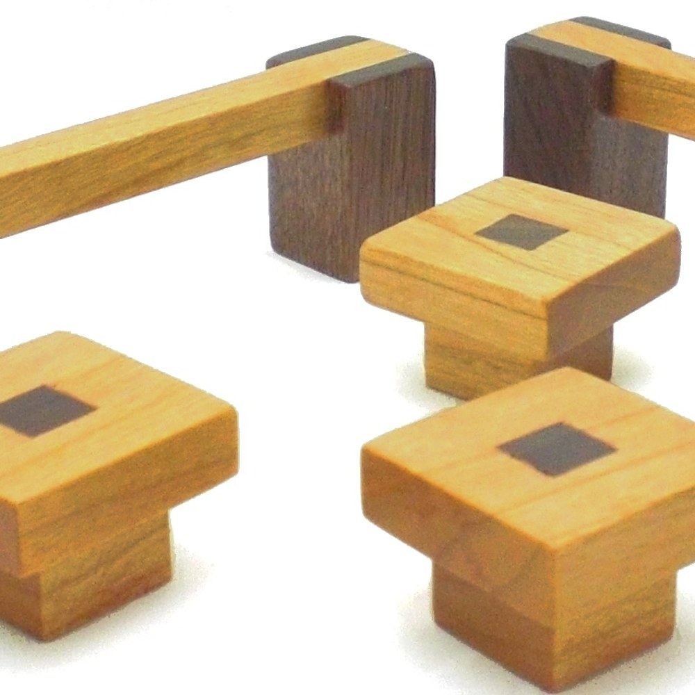 wood cabinet hardware