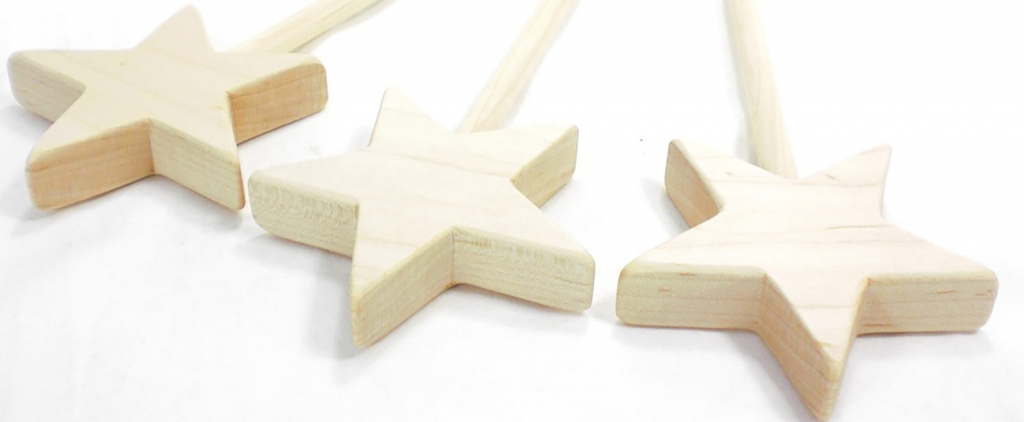 wood magic wands