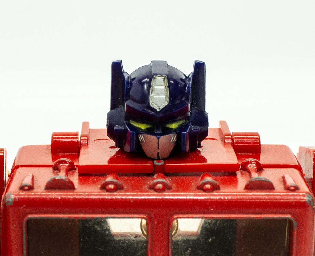 Optimus Prime G1 Head